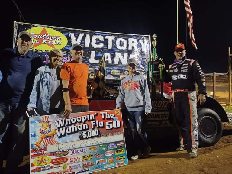 Dale McDowell Leads Flag-to-Flag for $5,000 SAS Victory at Thunderhill Raceway